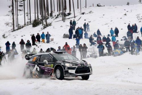 Rallye WRC de Suède - Jour 2